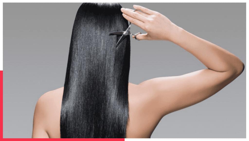 Признаки повреждения волос