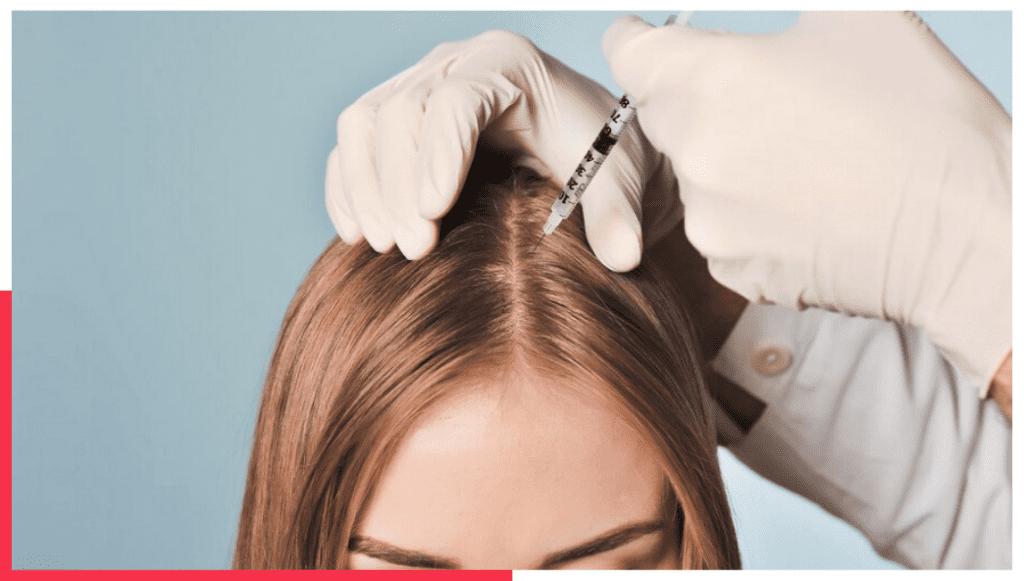 Методика лечения волос